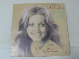 LP-RECORD-OLIVIA-NEWTON-JOHN-FIRST-IMPRESSIONS