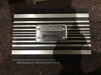 Kenwood KAC 7299 amplifier - 600 watts