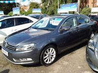 Volkswagen Passat 1.6 TDI Bluemotion Tech Executive (FULL LEATHER+SAT NAV)