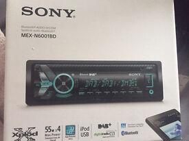 SONY MEX - N6001BD