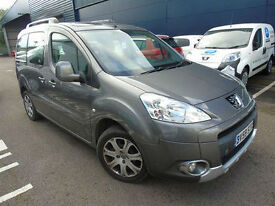 2010 Peugeot Partner 1.6HDi 90 Tepee Zenith MANUAL DIESEL PX WELCOME
