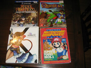 Video Game Guides (for NES, SNES, N64, GameCube, and more) Cambridge Kitchener Area image 5