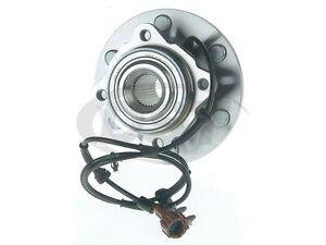 Rear Wheel Bearing and Hub Assembly MOOG-541004 NISSAN INFINITY