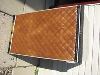 Dometic 3 way Fridge from 86 Travelaire motorhome for parts