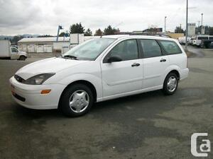 2004 Ford Focus Ztw Wagon *Price reduced*