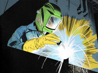Welding instruction wanted