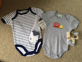 Baby vests NEW