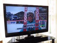 "37"" Samsung HD TV"