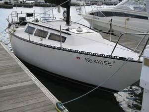 1981 S2 7.3 Sailboat