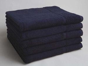 Salon Choice Black 16x27 absorbent cotton Towels($1.80 each) Regina Regina Area image 1