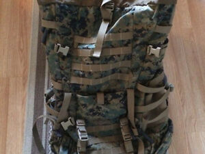 Camouflage Military Bag For Sale