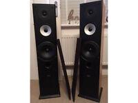 AEGIS floor standing cinema speakers