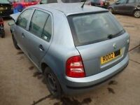 Skoda Fabia 1.4 Rear Lights Breaking For Parts (2002)
