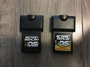 Action Replay DSI and DSI Updates
