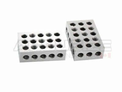 2 Pcsset Precision 2-4-6 Blocks X 0.0001inch Eg02-0415