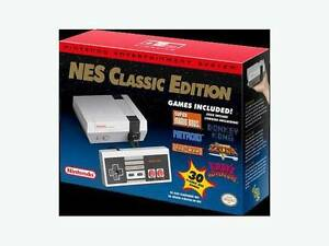NES Classic Edition 30 with 2 x Wireless Controller
