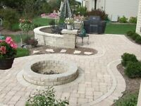 Paving gardening brick work rendering work available.