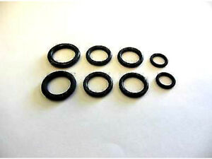 Hozelock Pressure Washer Spare O Ring Seals - 100 130 7900 7901 - RF:BD