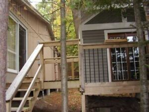 Beautiful Family Cottage 2 CANOES, KAYAK MOTOR BT OPTN