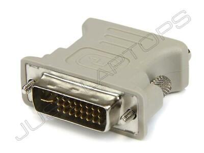 Nuevo StarTech Dvi-I Dual Link Macho A VGA Hembra Adaptador Convertidor Dvivgamf