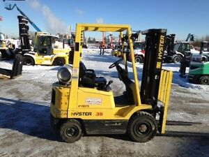 2003 Hyster H35XM