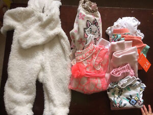 Girls clothes entire lot $25 / full box Strathcona County Edmonton Area image 4
