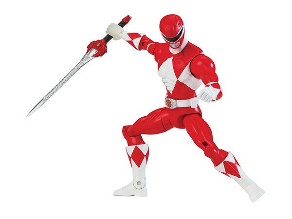 Power Ranger Action Figures