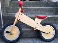 LIKEaBIKE child's balance bike