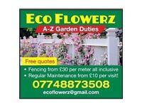SPECIALISTS ALSO PERSONAL PREFERENCE VERY LOW MAINTENANCE GARDENING