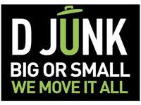 D Junk Rubbish Removal 🚛💨