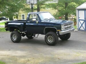 1973 to 1987 Square Body Truck