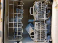 WHITE WHIRLPOOL DISHWASHER FOR SALE