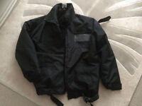 Large security coat