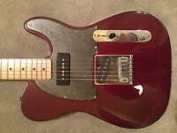 Fender Telecaster Mexicaine MiM Special Edition