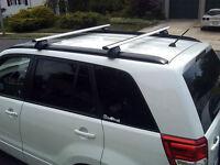 Barres de toit OEM Suzuki Vitara 2010 roof crossbars
