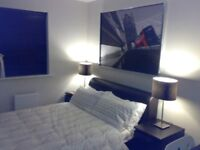 A Nicely Decorated Double Bedroom for Rent.