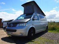 VW T5 Transporter Campervan
