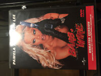 BARB WIRE DVD ANGLAIS ---PAMELA ANDERSON NUE