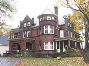 Wanted renovation project- historical mansion house