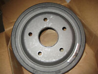"""Ford 1980-1986 (2) 11"""" new rear brake drums F-150"""