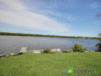 Waterfront Bungalow, Ottawa River, East Hawkesbury- New Price