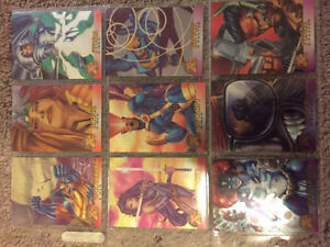 X-MEN Perfect condition cards Kitchener / Waterloo Kitchener Area image 1
