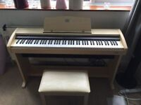 Classenti CDP1 Digital Piano & Matching Stool -- Ideal for learning Grade 1-7 - £295 ono