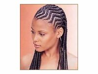 HAIRDRESSER AFRO- Braids, Cornrows, Twists, Weaves / Short notice possible