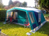 MARECHAL Luxe 6, 6 berth tent