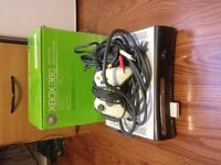 RROD Xbox360.  av cable, power brick and controller