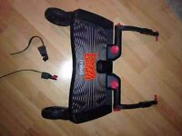 Lascal Maxi buggy board (used 2mts )