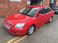 2004 TOYOTA AVENSIS 1.8 T3-X AUTOMATIC 1 OWNER