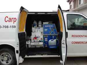CARPET CLEANING SPECIALS - TRUCK MOUNTED STEAM CLEANING Edmonton Edmonton Area image 5