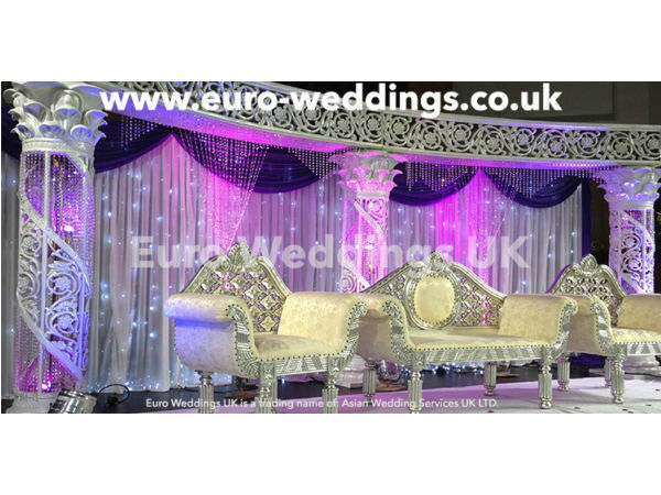 Asian wedding stages nottingham wedding services decor asian wedding stages nottingham wedding services decor backdrops mandaps furniture junglespirit Gallery